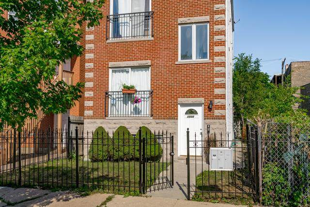 1505 N Talman Avenue #1, Chicago, IL 60622 (MLS #10921367) :: Suburban Life Realty