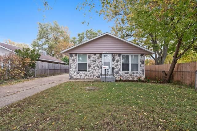 2717 20th Street, Zion, IL 60099 (MLS #10921394) :: Helen Oliveri Real Estate
