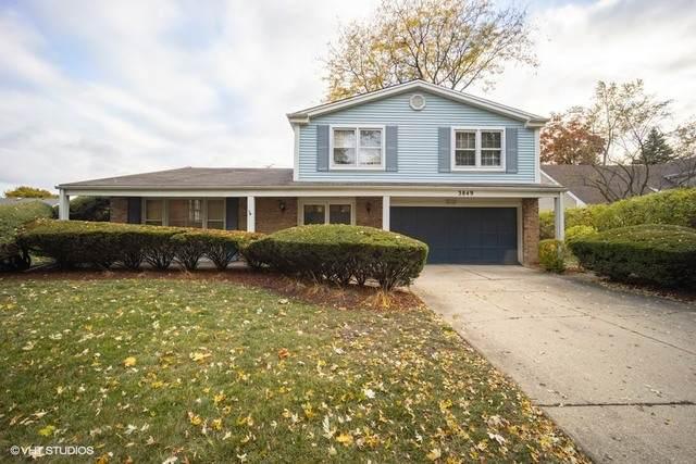 3849 Crestwood Drive, Northbrook, IL 60062 (MLS #10921403) :: Suburban Life Realty