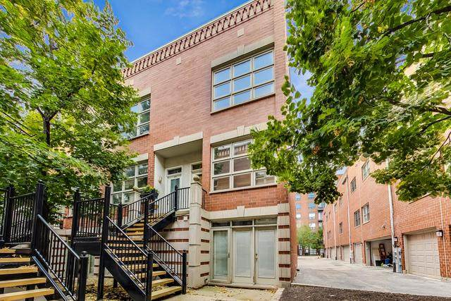 855 W Erie Street #116, Chicago, IL 60642 (MLS #10921420) :: Suburban Life Realty