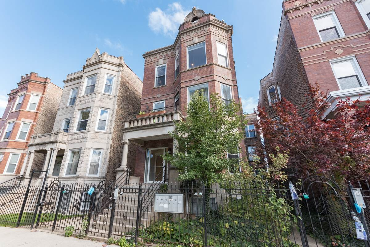 1443 N Washtenaw Avenue 2F, Chicago, IL 60622 (MLS #10921422) :: Suburban Life Realty