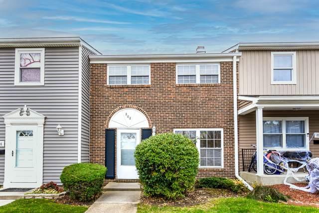 808 Dunbar Court #0, Schaumburg, IL 60194 (MLS #10921433) :: Littlefield Group
