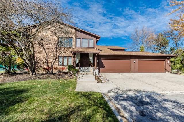1510 Chartres Drive A1, Northbrook, IL 60062 (MLS #10921444) :: Suburban Life Realty