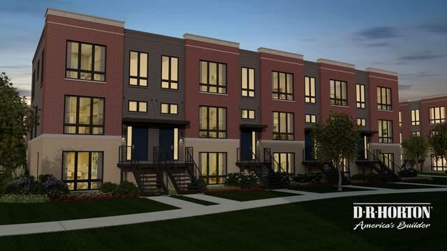 1228 Quadrant Lane #1051, Schaumburg, IL 60173 (MLS #10921456) :: Littlefield Group