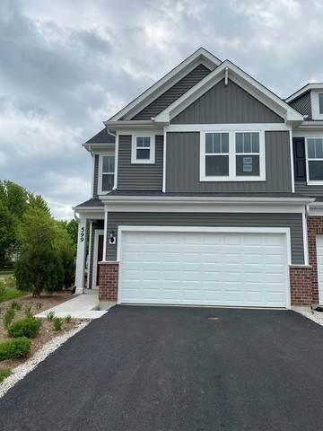 528 Watercress Drive, Aurora, IL 60504 (MLS #10921466) :: Littlefield Group