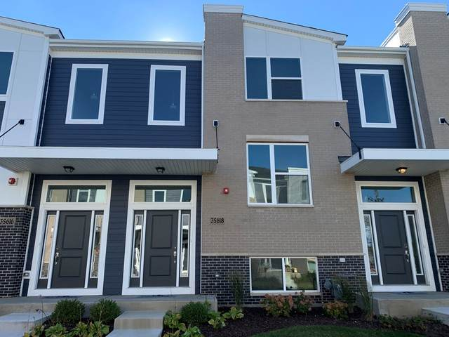3S618 Everton Lot #4.05 Drive, Warrenville, IL 60555 (MLS #10921487) :: Littlefield Group