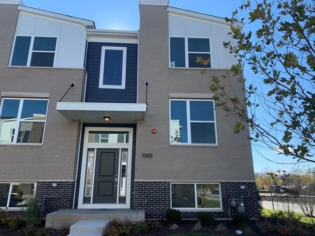 3S620 Everton Lot #4.06 Drive, Warrenville, IL 60555 (MLS #10921497) :: Littlefield Group