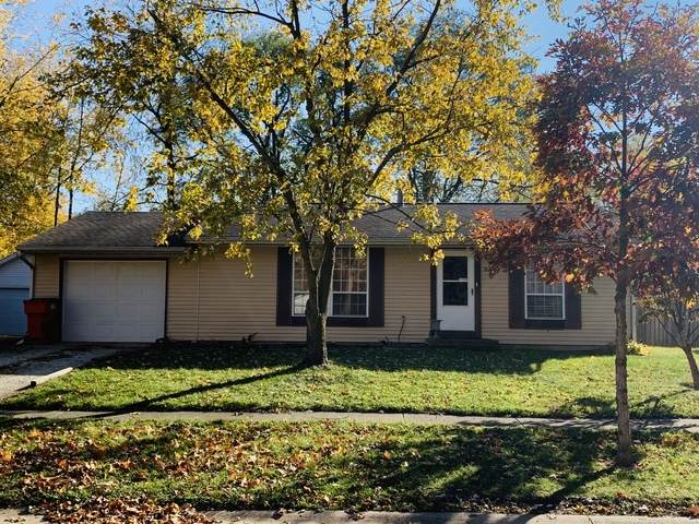3201 York Drive, Champaign, IL 61821 (MLS #10921512) :: Littlefield Group