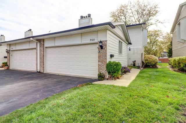 755 Grouse Court, Deerfield, IL 60015 (MLS #10921517) :: Littlefield Group