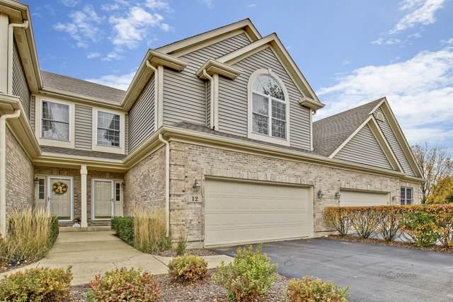 12 Juniper Court, Lake In The Hills, IL 60156 (MLS #10921585) :: John Lyons Real Estate