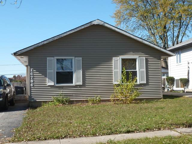16784 Hilltop Avenue, Orland Hills, IL 60487 (MLS #10921615) :: Janet Jurich