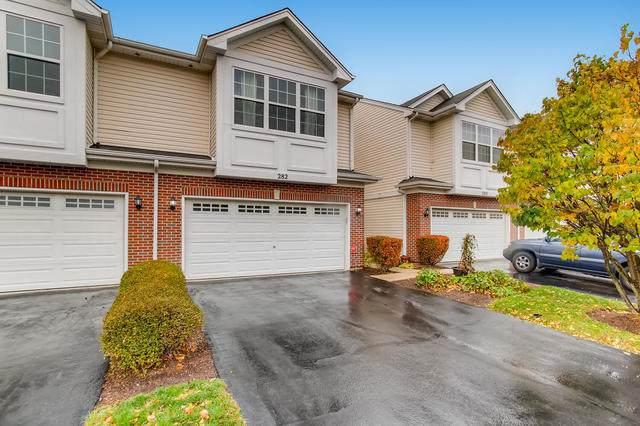 282 S Oak Creek Lane, Romeoville, IL 60446 (MLS #10921626) :: Suburban Life Realty