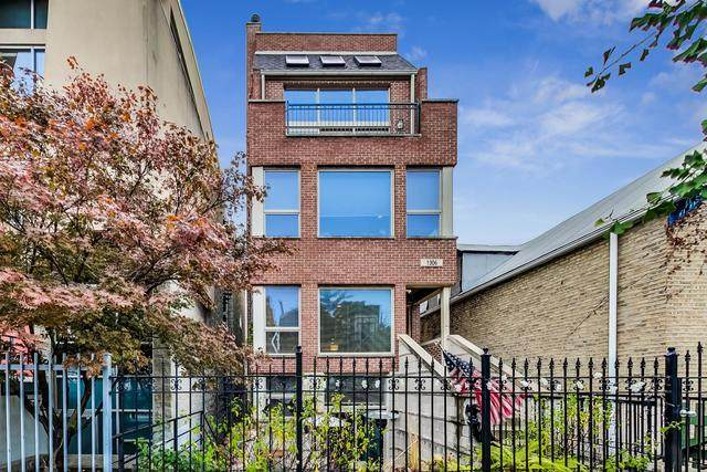 1306 N Greenview Avenue #3, Chicago, IL 60642 (MLS #10921632) :: Suburban Life Realty