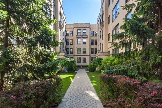3608 N Pine Grove Avenue B7, Chicago, IL 60613 (MLS #10921663) :: Suburban Life Realty
