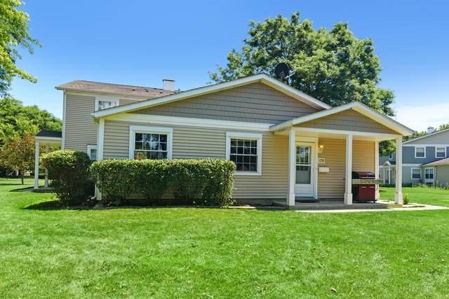 1238 Nova Court #1238, Wheeling, IL 60090 (MLS #10921699) :: Suburban Life Realty