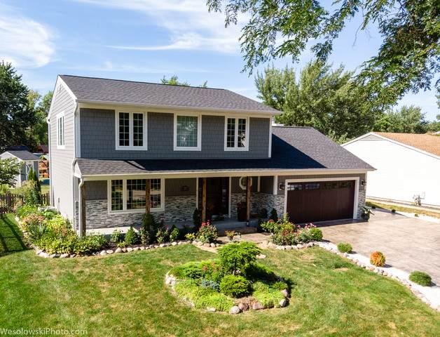 160 S Garden Avenue, Roselle, IL 60172 (MLS #10921734) :: Littlefield Group