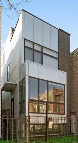 2615 W Huron Street, Chicago, IL 60612 (MLS #10921797) :: Lewke Partners