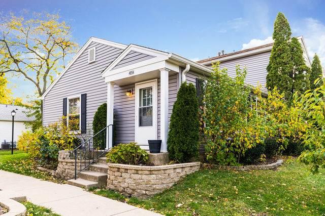 485 Sidney Avenue A, Glendale Heights, IL 60139 (MLS #10921799) :: Lewke Partners