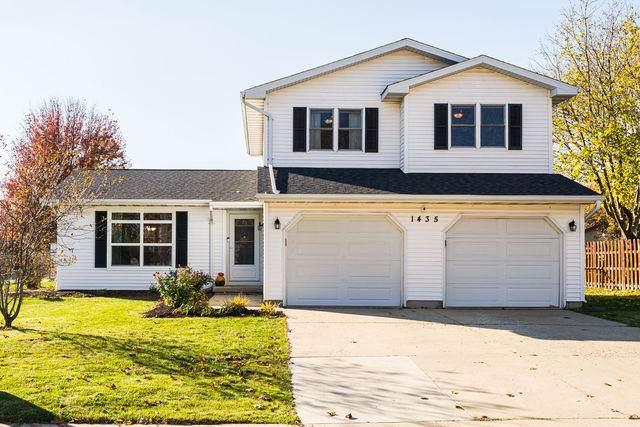 1435 Larson Street, Sycamore, IL 60178 (MLS #10921807) :: John Lyons Real Estate