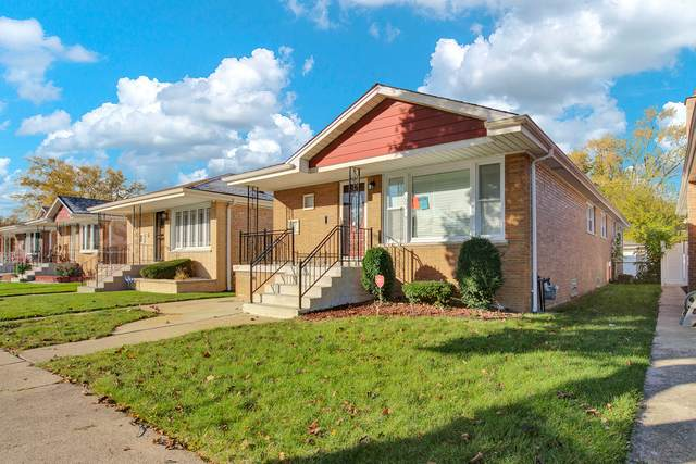 12422 S Morgan Street, Calumet Park, IL 60827 (MLS #10921863) :: BN Homes Group