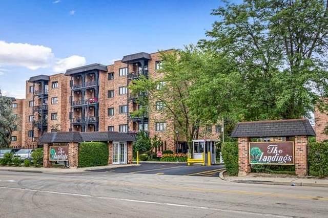 9332 Landings Lane #502, Des Plaines, IL 60016 (MLS #10921935) :: Helen Oliveri Real Estate