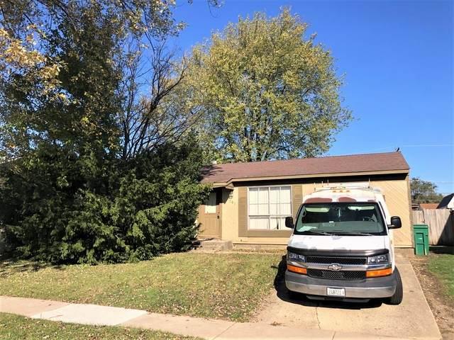 206 Hayes Avenue, Romeoville, IL 60446 (MLS #10921941) :: Suburban Life Realty