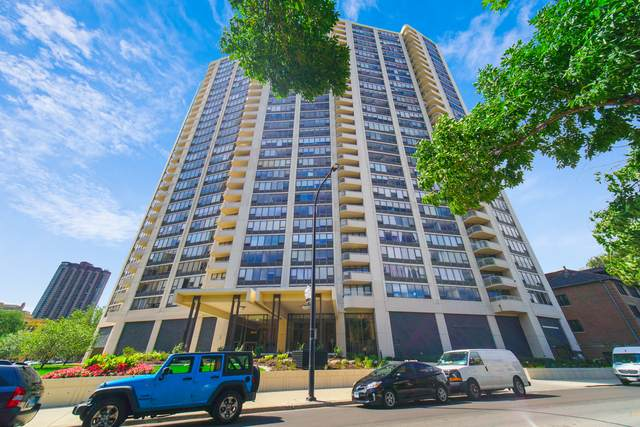 3930 N Pine Grove Avenue #3113, Chicago, IL 60613 (MLS #10921945) :: Suburban Life Realty