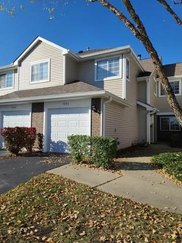 1004 E Wilson Avenue #1004, Lombard, IL 60148 (MLS #10922046) :: Lewke Partners