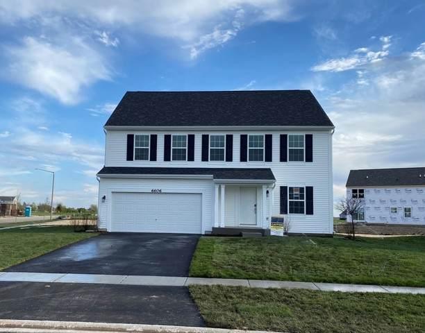 1206 Colaric Lot#178 Drive, Joliet, IL 60431 (MLS #10922165) :: BN Homes Group