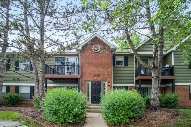 1364 Mc Dowell Road #104, Naperville, IL 60563 (MLS #10922172) :: Suburban Life Realty