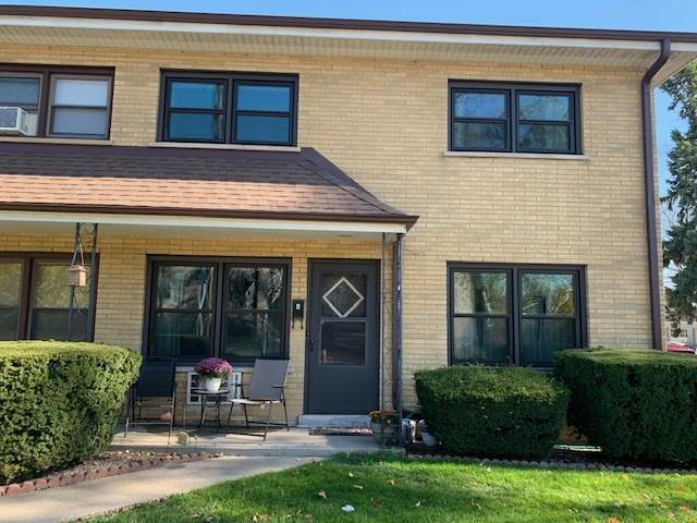 18333 Wentworth Avenue #4, Lansing, IL 60438 (MLS #10922220) :: Suburban Life Realty