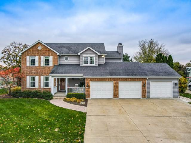 358 Rock Creek Drive, Manteno, IL 60950 (MLS #10922408) :: Littlefield Group