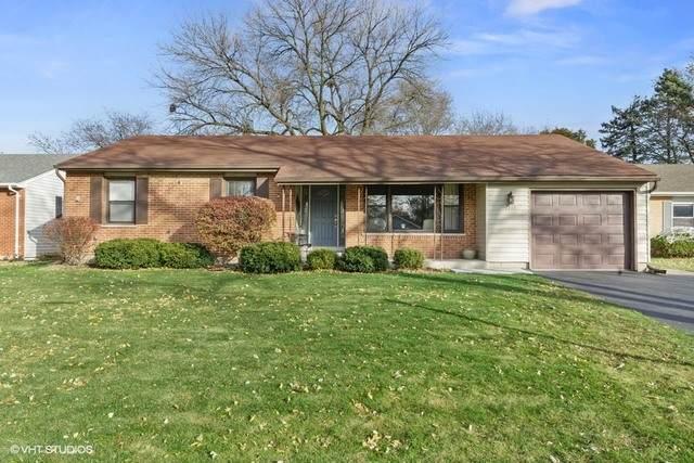 1533 N Kennicott Avenue, Arlington Heights, IL 60004 (MLS #10922455) :: Lewke Partners