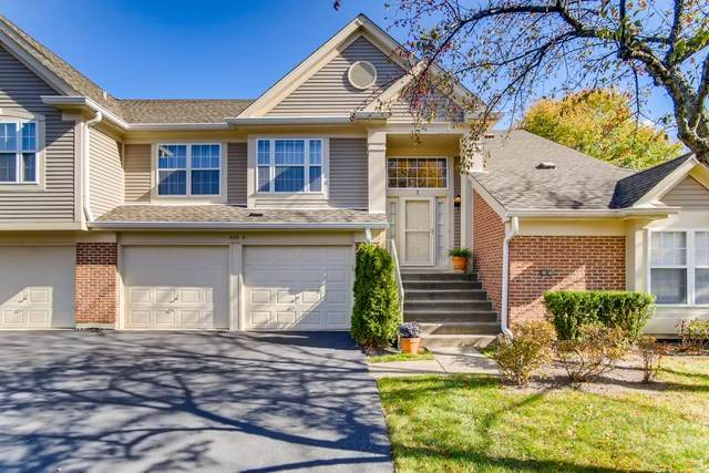 425 Cobbler Court #3, Bartlett, IL 60103 (MLS #10922629) :: Helen Oliveri Real Estate