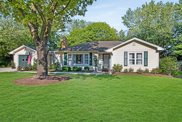 401 Adelphia Avenue, Lake Bluff, IL 60044 (MLS #10922682) :: Lewke Partners