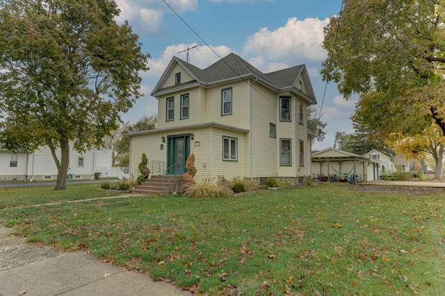 215 W 5th Avenue, Clifton, IL 60927 (MLS #10922698) :: John Lyons Real Estate