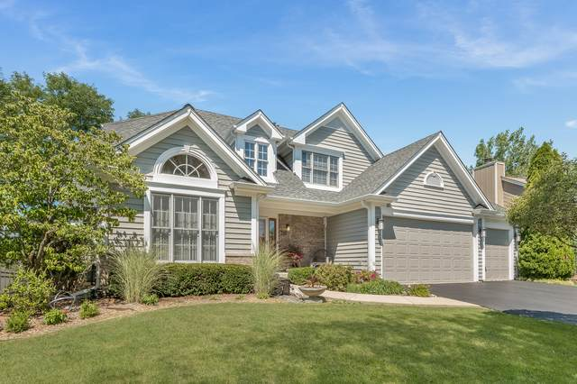 740 Persimmon Drive, West Chicago, IL 60185 (MLS #10922711) :: Janet Jurich