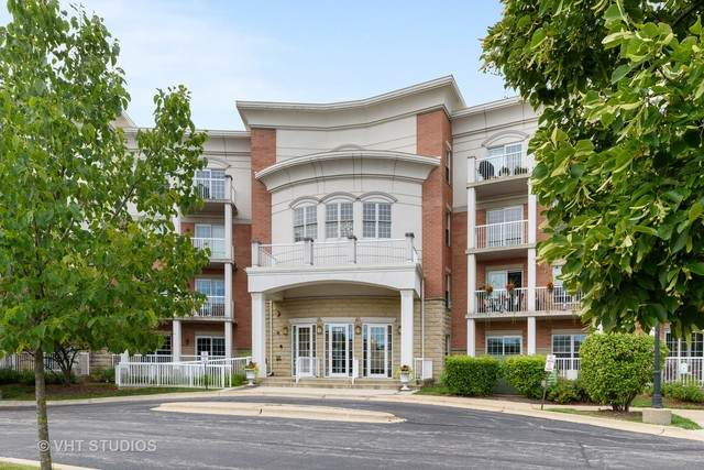 601 W Rand Road #406, Arlington Heights, IL 60004 (MLS #10922913) :: Helen Oliveri Real Estate
