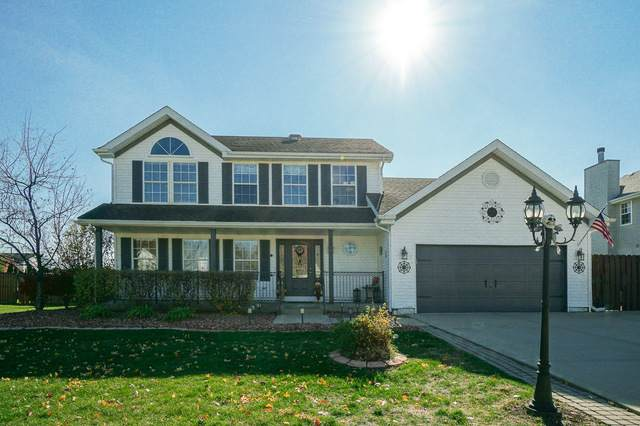 8045 Farmhouse Road, Frankfort, IL 60423 (MLS #10922935) :: Schoon Family Group