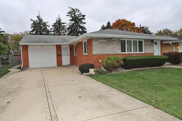 711 W Kathleen Drive, Des Plaines, IL 60016 (MLS #10923034) :: Littlefield Group