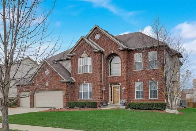 394 Bloomfield Circle E, Oswego, IL 60543 (MLS #10923082) :: Littlefield Group