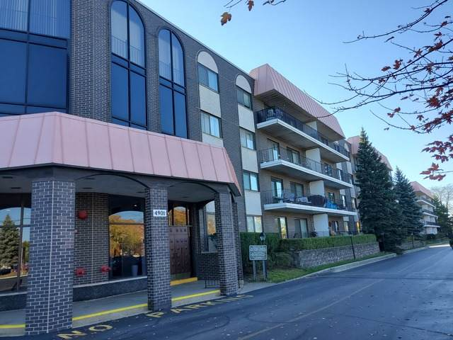 4901 Golf Road #105, Skokie, IL 60077 (MLS #10923209) :: Property Consultants Realty