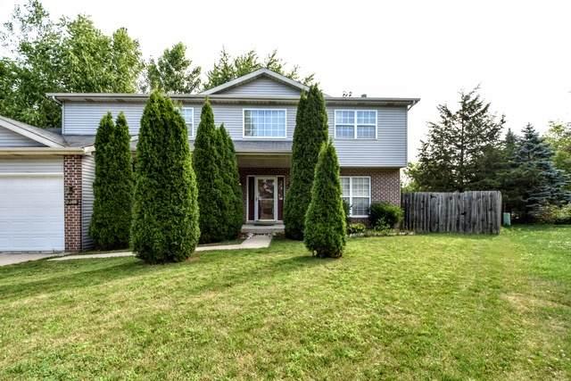 2201 Matthew Place, Zion, IL 60099 (MLS #10923264) :: Helen Oliveri Real Estate