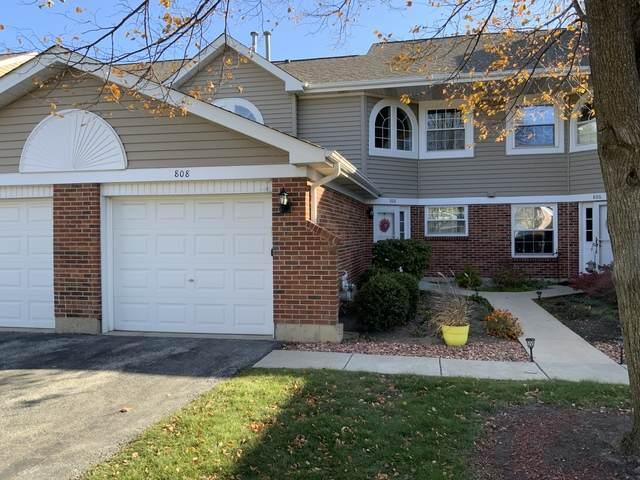 808 W Happfield Drive 2323D, Arlington Heights, IL 60004 (MLS #10923281) :: BN Homes Group