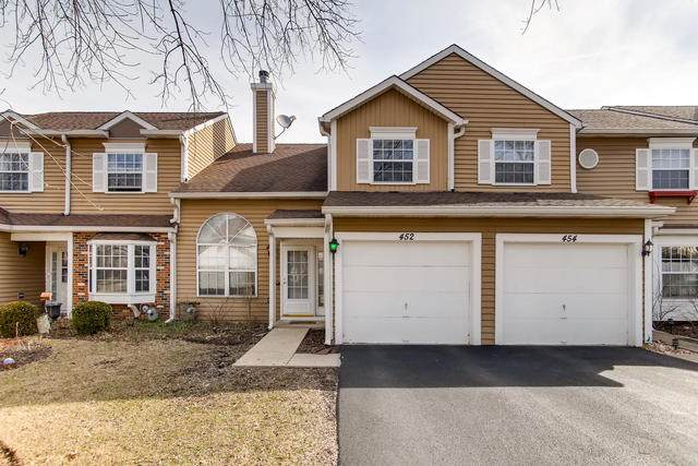 452 Ascot Lane, Streamwood, IL 60107 (MLS #10923325) :: BN Homes Group