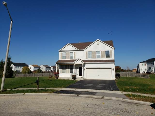 6013 Cherry Ridge Drive, Plainfield, IL 60586 (MLS #10923351) :: Carolyn and Hillary Homes
