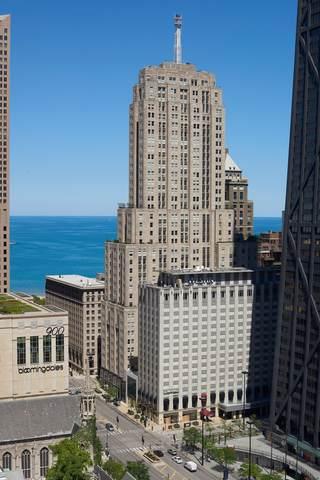 159 E Walton Street 33A, Chicago, IL 60611 (MLS #10923379) :: BN Homes Group