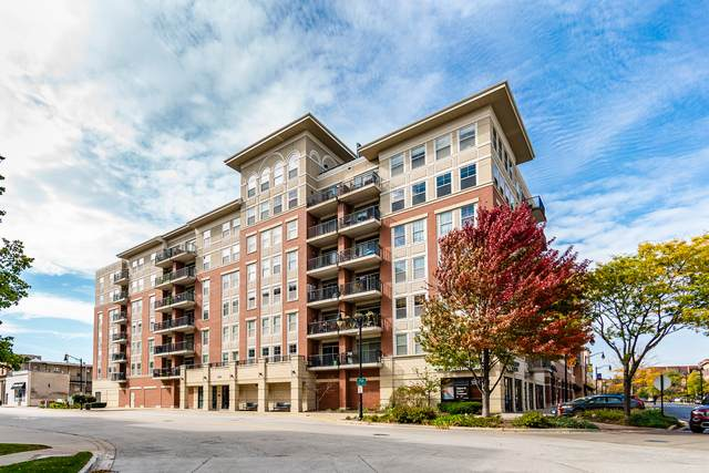 656 Pearson Street #612, Des Plaines, IL 60016 (MLS #10923455) :: The Wexler Group at Keller Williams Preferred Realty