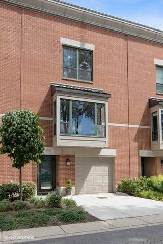 614 S Laflin Street F, Chicago, IL 60607 (MLS #10923481) :: BN Homes Group