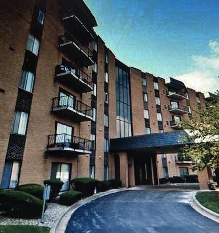 900 W Sunset Drive N #107, Glenwood, IL 60425 (MLS #10923651) :: Lewke Partners